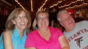 From left to right: Heather Watgen, Tina Butler, Fred Wood