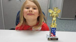 Phoebe trophy