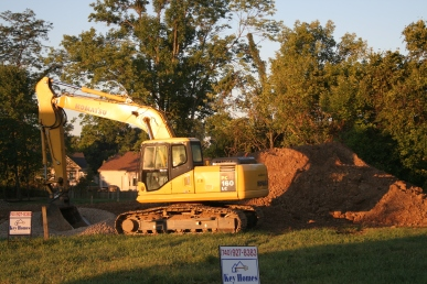 Homeowners Like To Know About Big Machines